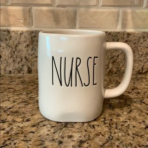 New Rae Dunn Nurse mug